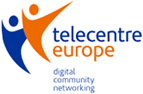 Logo of Telecentre Europe