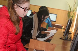 Programming for students of Rivne Agricultural College