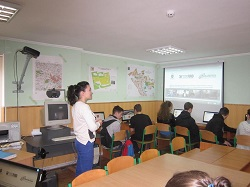 IDEA Project Powered by Microsoft YouthSpark helped students in Internet search of digital literacy resources