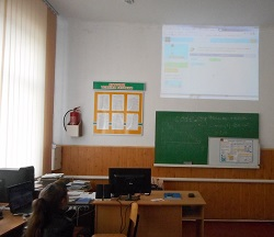 Programing in the school camp