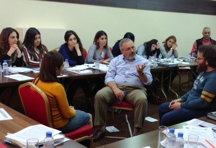 PH International     6-day Training for Trainers Program for the