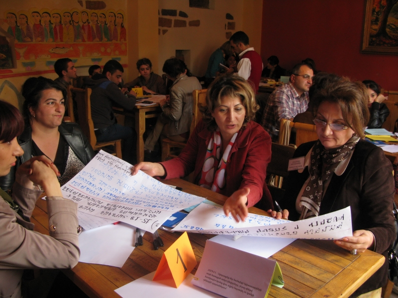 PH International | | Four Armenian Towns Host Community Dialogues on