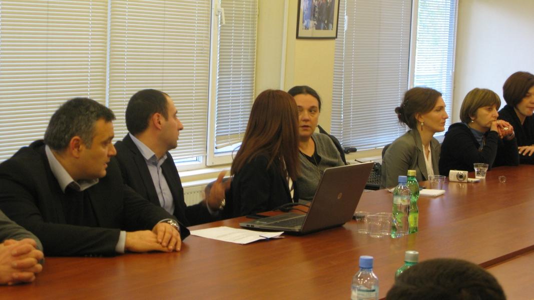 PH International     Visit of Armenian Juvenile Police Officers to